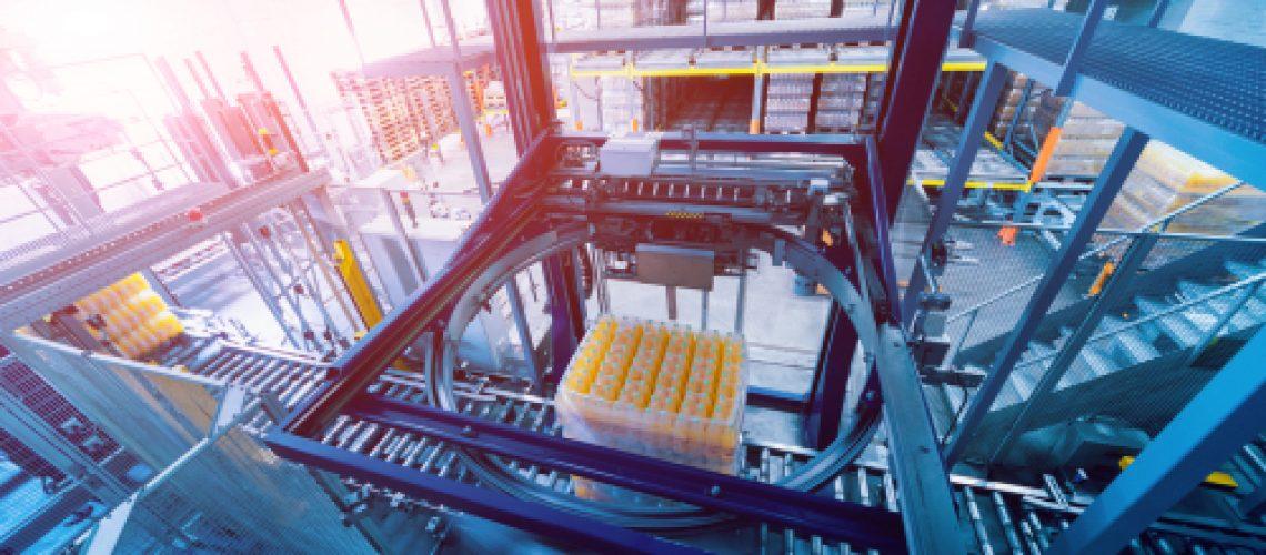 מפעל קרטונים - אריזות תעשיתיות